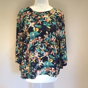NWT Anthro Sam & Lavi orchid Leyden blouse